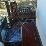 Stainless steel barbecues