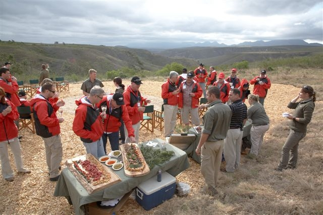 Game reserves on the Garden Route