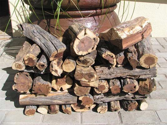 Firewood for sale in Knysna