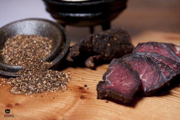 Biltong in the UK
