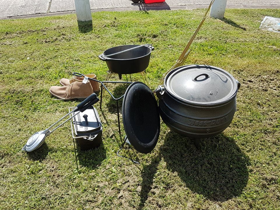 Potjie Kos in the south of England